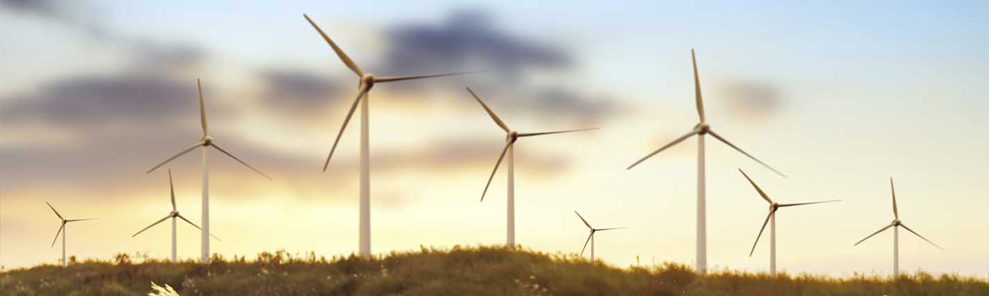 The most used renewable energies