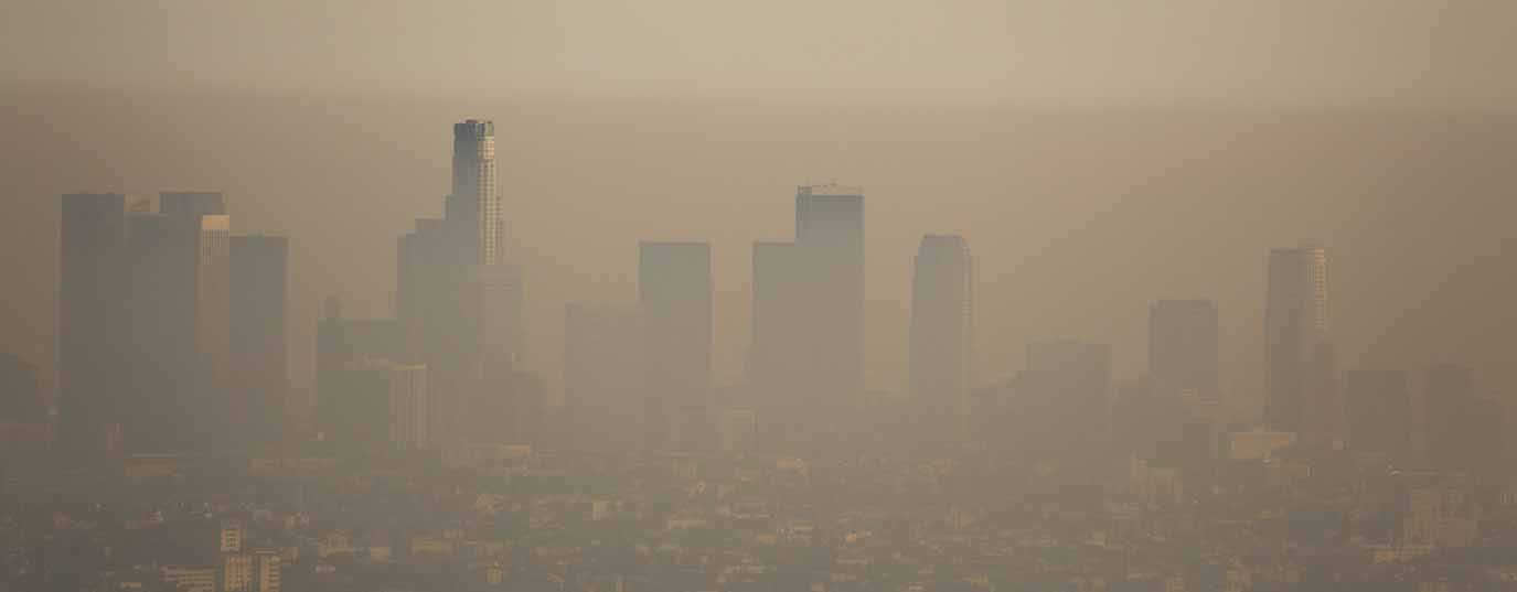 Imagen - Urban air contamination, a serious problem