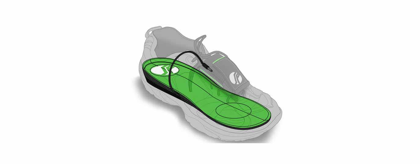 <p>Charging insole</p> <p> </p>