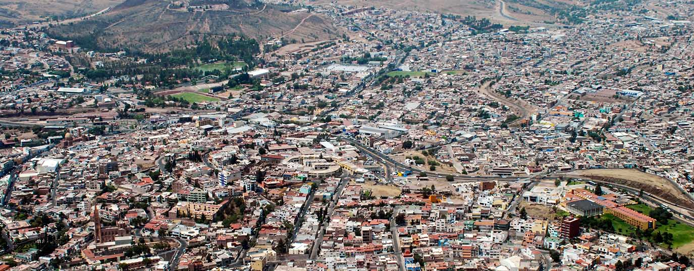 <p><strong>Zacatecas-Guadalupe</strong></p>