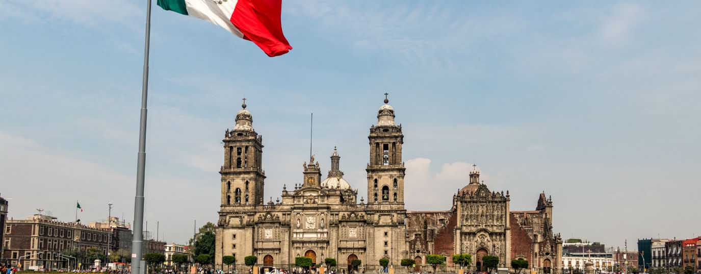 <p>The best tourist destinations in Mexico</p>