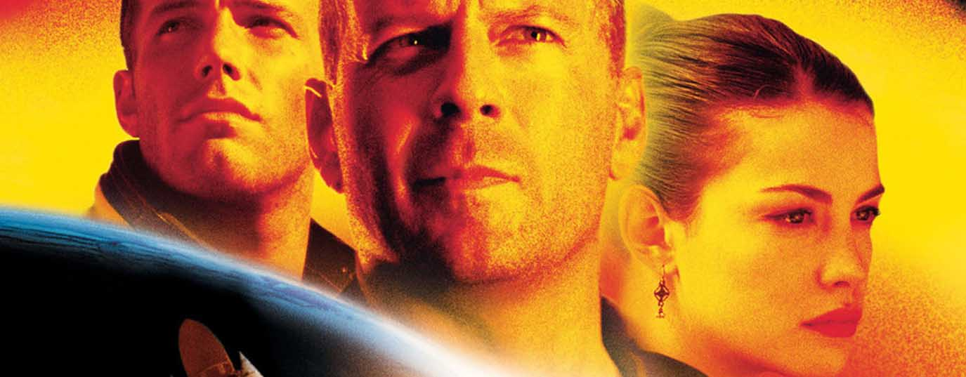 <p>Armageddon (Michael Bay, 1998)</p> <p> </p>