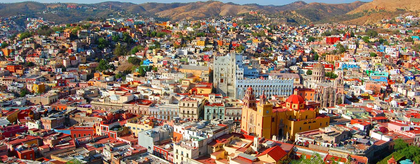 <p>Sustainable tourism destinations: Mexico</p> <p> </p>