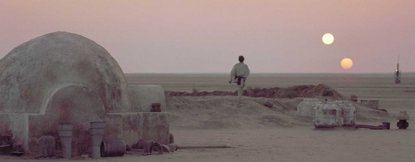 <p>Tatooine - Water supply issues</p>