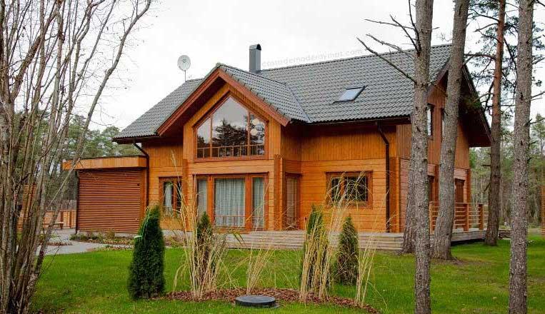 Construcci n sostenible casas de madera sostenibilidad for Construccion de casas