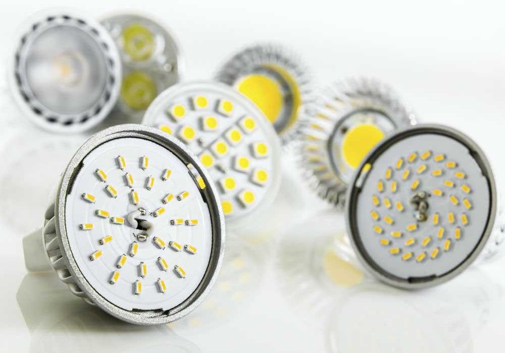 C mo elegir una bombilla led sostenibilidad para todos for Regulador para bombillas led