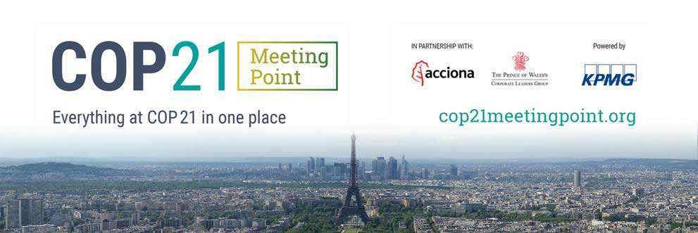 COP21 Meeting Point Website