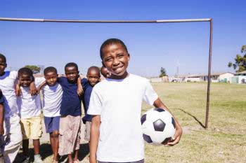 Sport for social cohesion