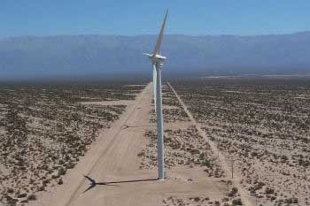 Wind energy grows in Latin America
