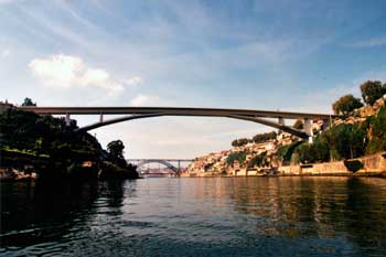 Infante D. Henrique bridge, Portugal. ACCIONA Infrastructure