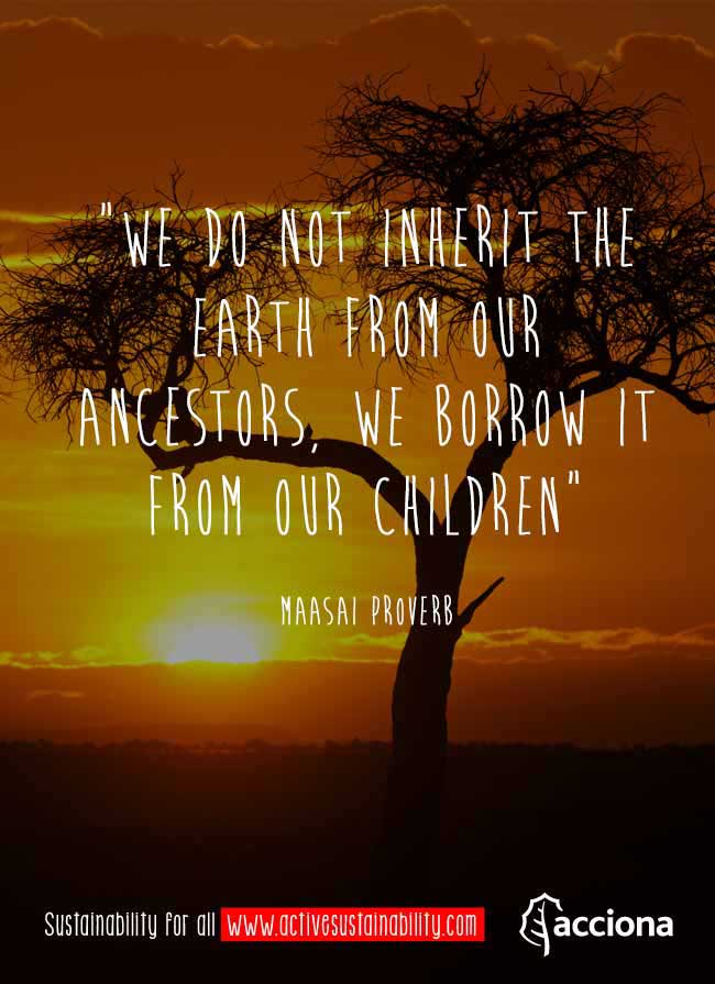 The Maasai and the Earth