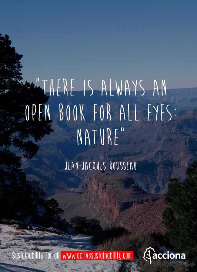 Rousseau and nature