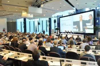 A conference at last year's EUSEW