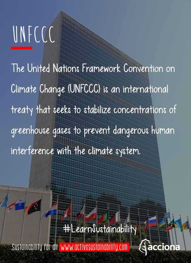 #LearnSustainability: UNFCCC
