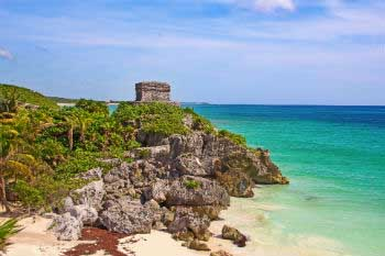Playa del Carmen is an accesible tourist destination