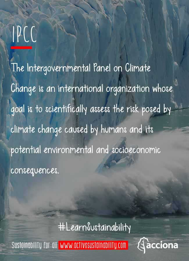 #LearnSustainability: IPCC