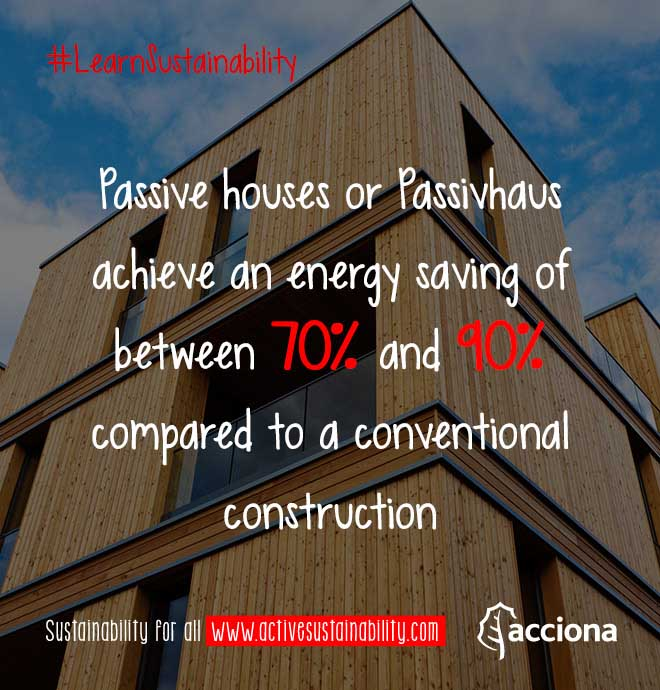 #LearnSustainability: passive houses