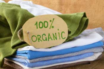 The most valued material is recycled cotton