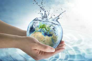 Its necessary to reduce our water footprint and be responsible consumers