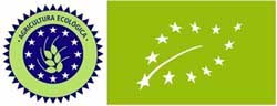 Official EU organic logo