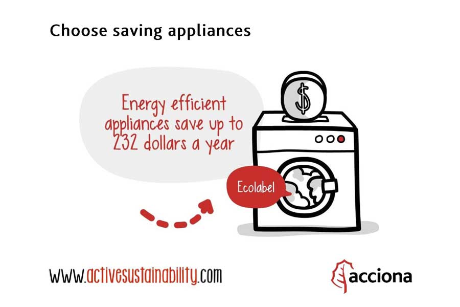 Sustainable savings - Tip #3