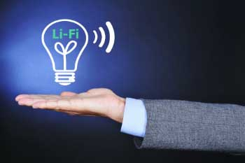 What is Li-Fi technology and how does it work?