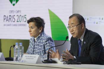 The Paris COP21, key in the fight against global warming