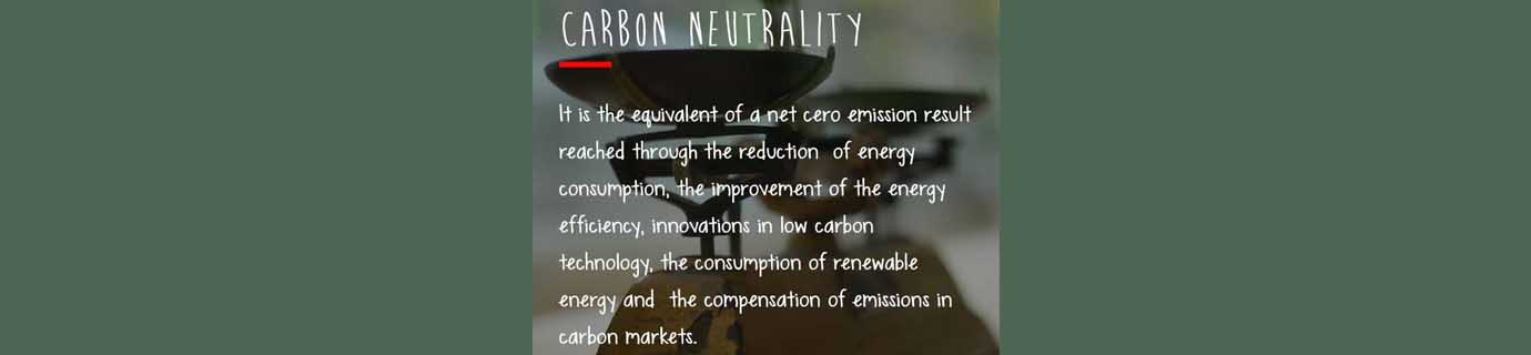 #LearnSustainability: Carbon Neutrality