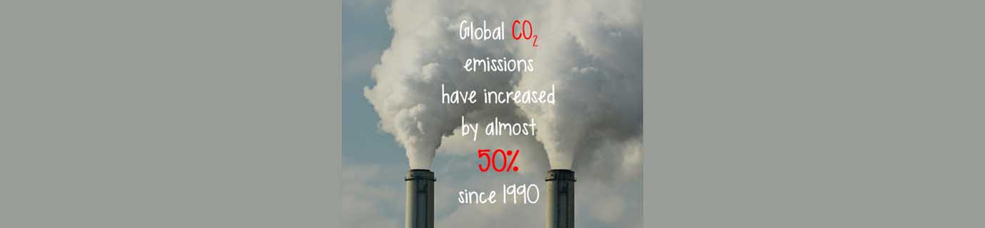 #LearnSustainability: Emissions increase
