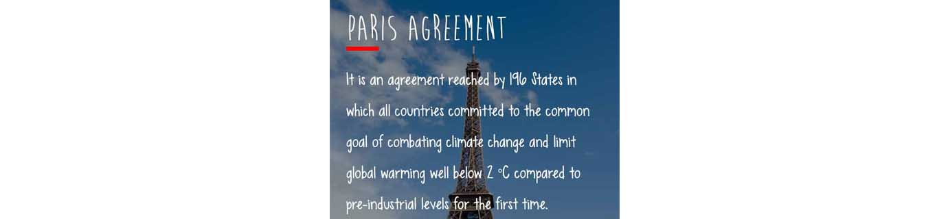 #LearnSustainability: Paris Agreement