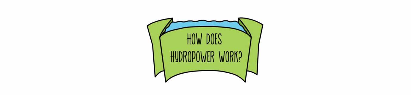 How does hydropower work? | Sustainability for all