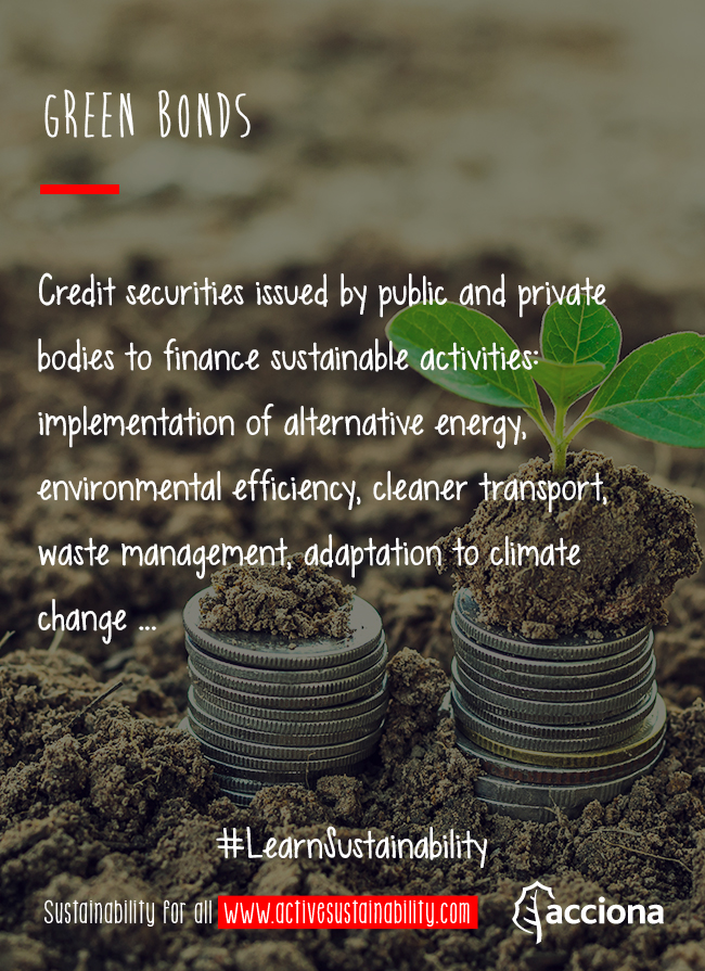 #LearnSustainability: Green bonds