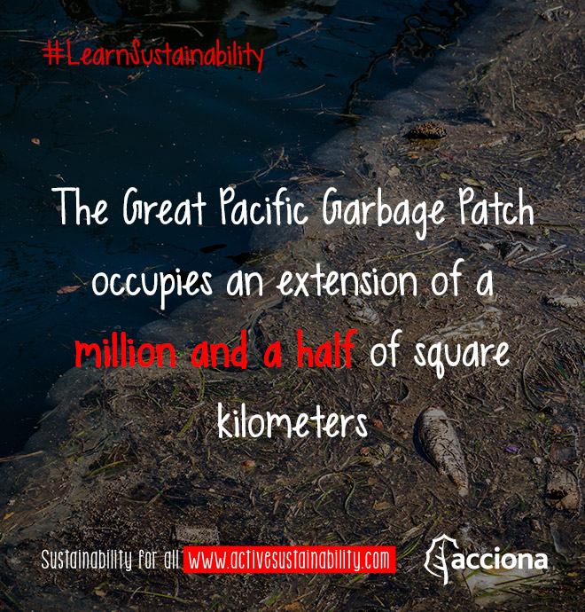 #LearnSustainability: The great Pacific garbage patch