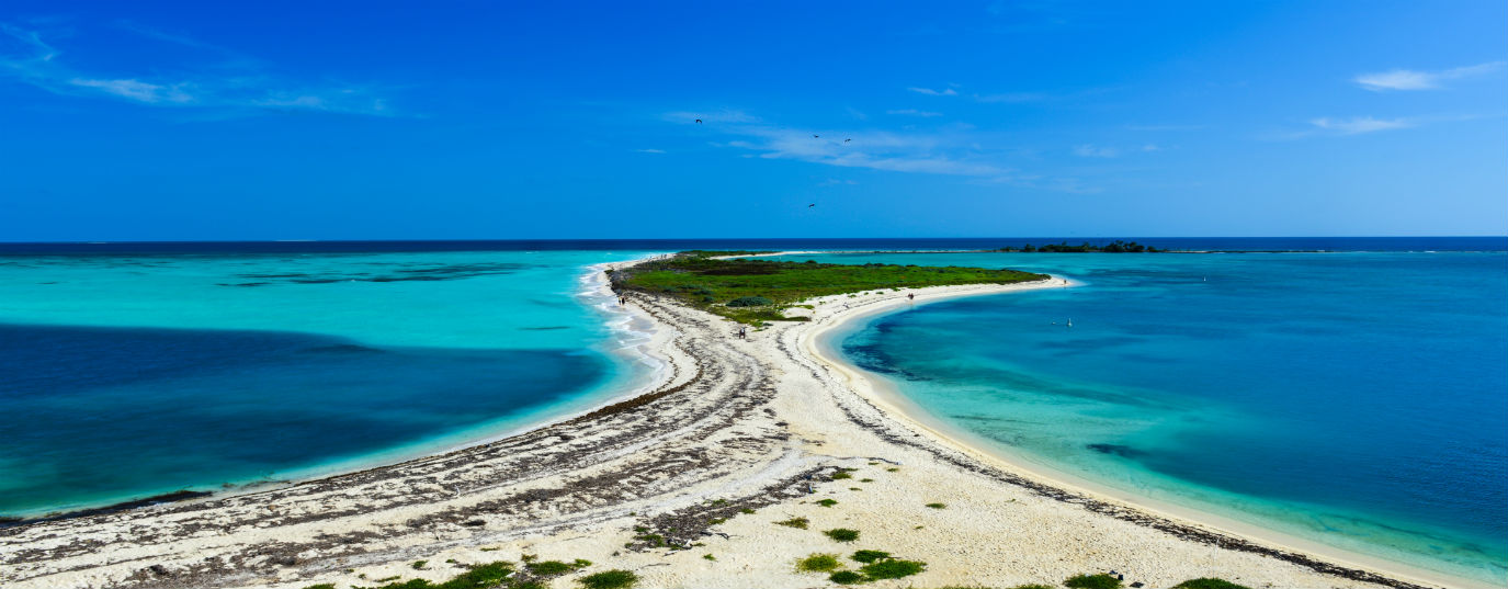 <p>Dry Tortugas National Park in the Florida Keys (United States)</p>