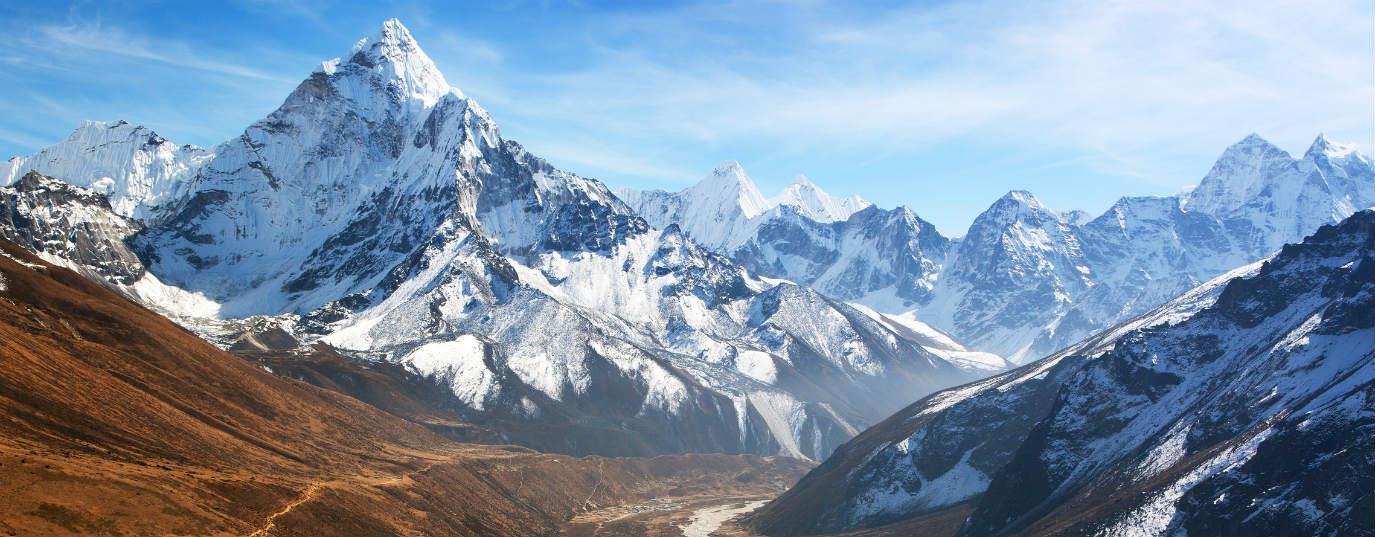 <p>Sagarmatha National Park (Nepal)</p>