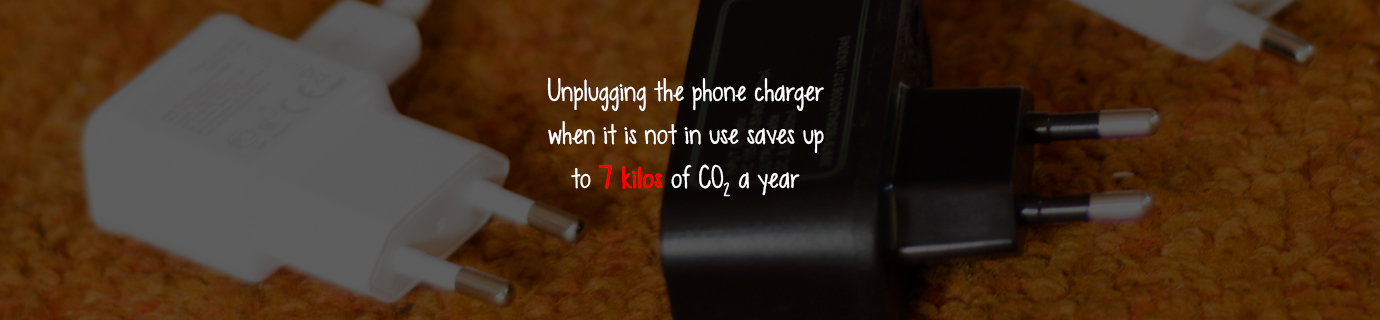 #LearnSustainability: Unplugging the phone charger