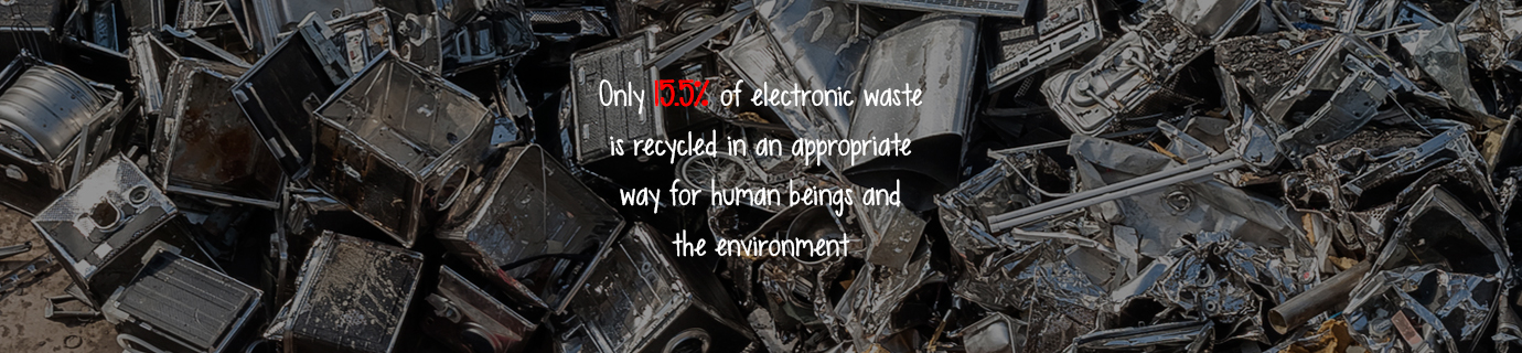 #LearnSustainability: Electronic waste recycling