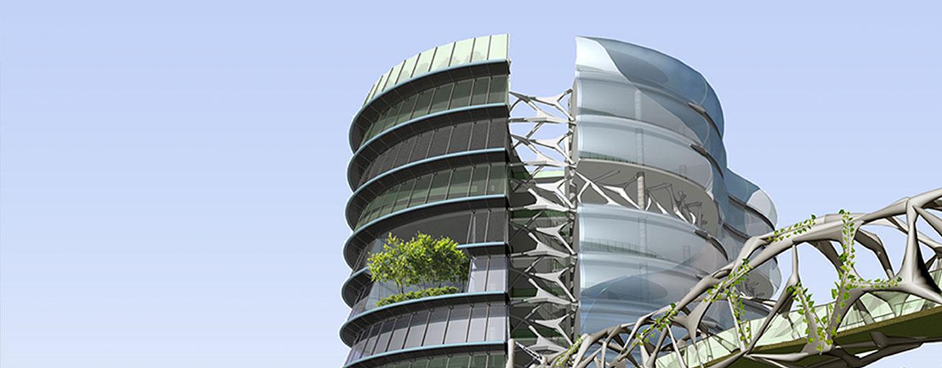 Arquitectura sostenible qu materiales usa Arquitectura de desarrollo