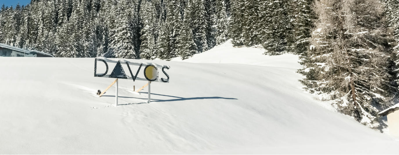 Davos: Creating a Shared Future in a Fractured World
