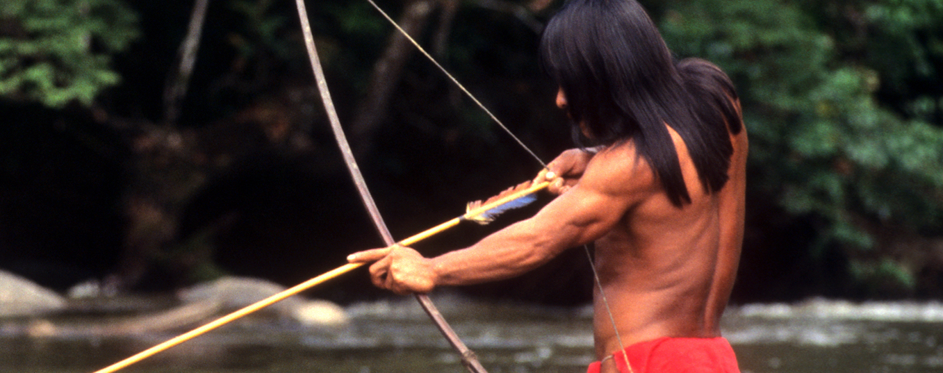 How do the last indigenous tribes live without any contact with