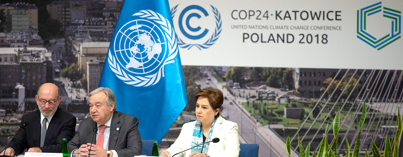 COP24, a climate summit in Europe's coal capital