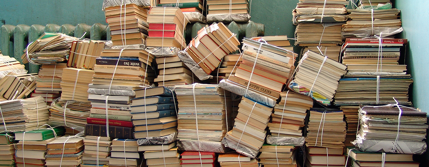 The circular knowledge economy: the other life of books