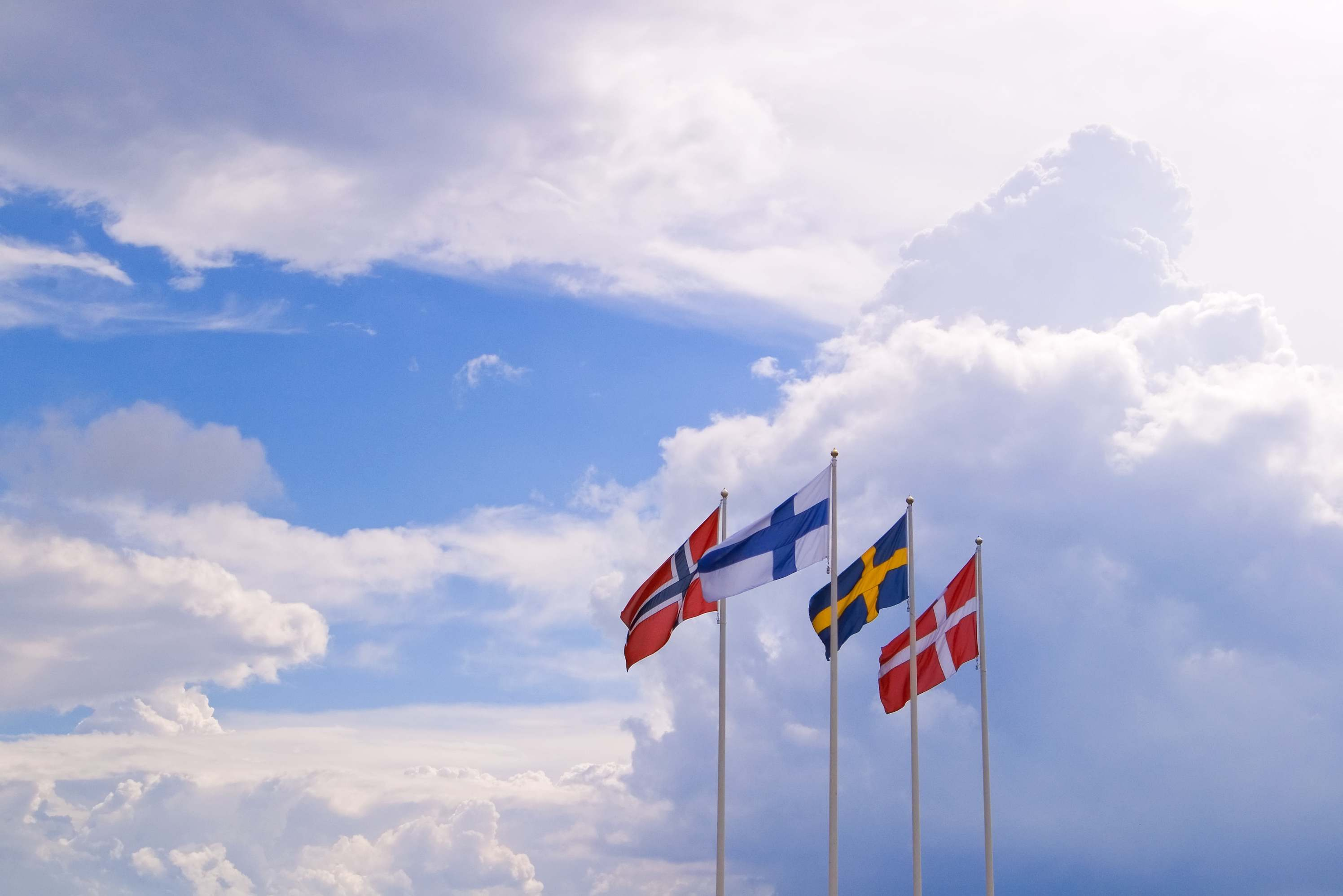 What puts Nordic countries at the top of the sustainability rankings?