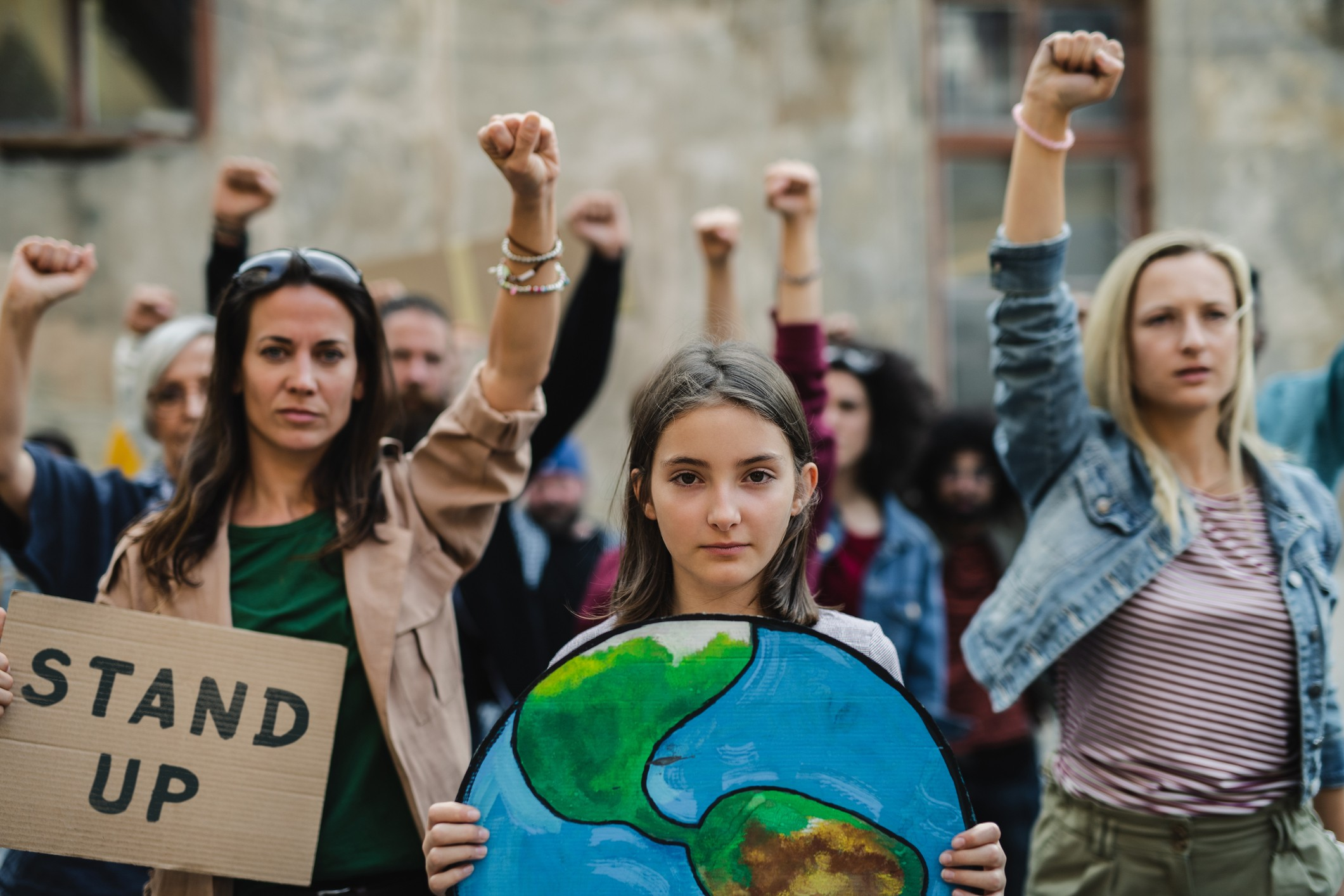 Beyond Greta Thunberg: The women fighting against climate change